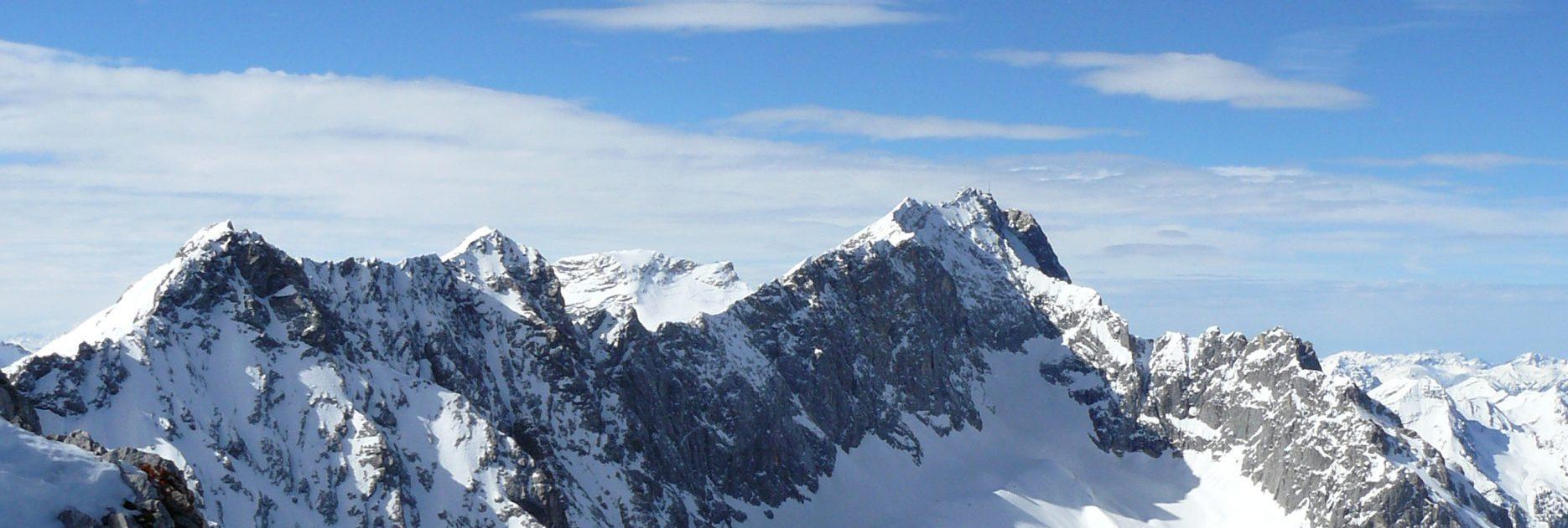 Jubiläumsgrat Winter (2 Tage)