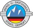 Zugspitze Logo Berg und Skiführer