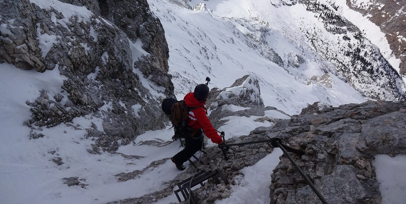 Alpspitze Winterbegehung